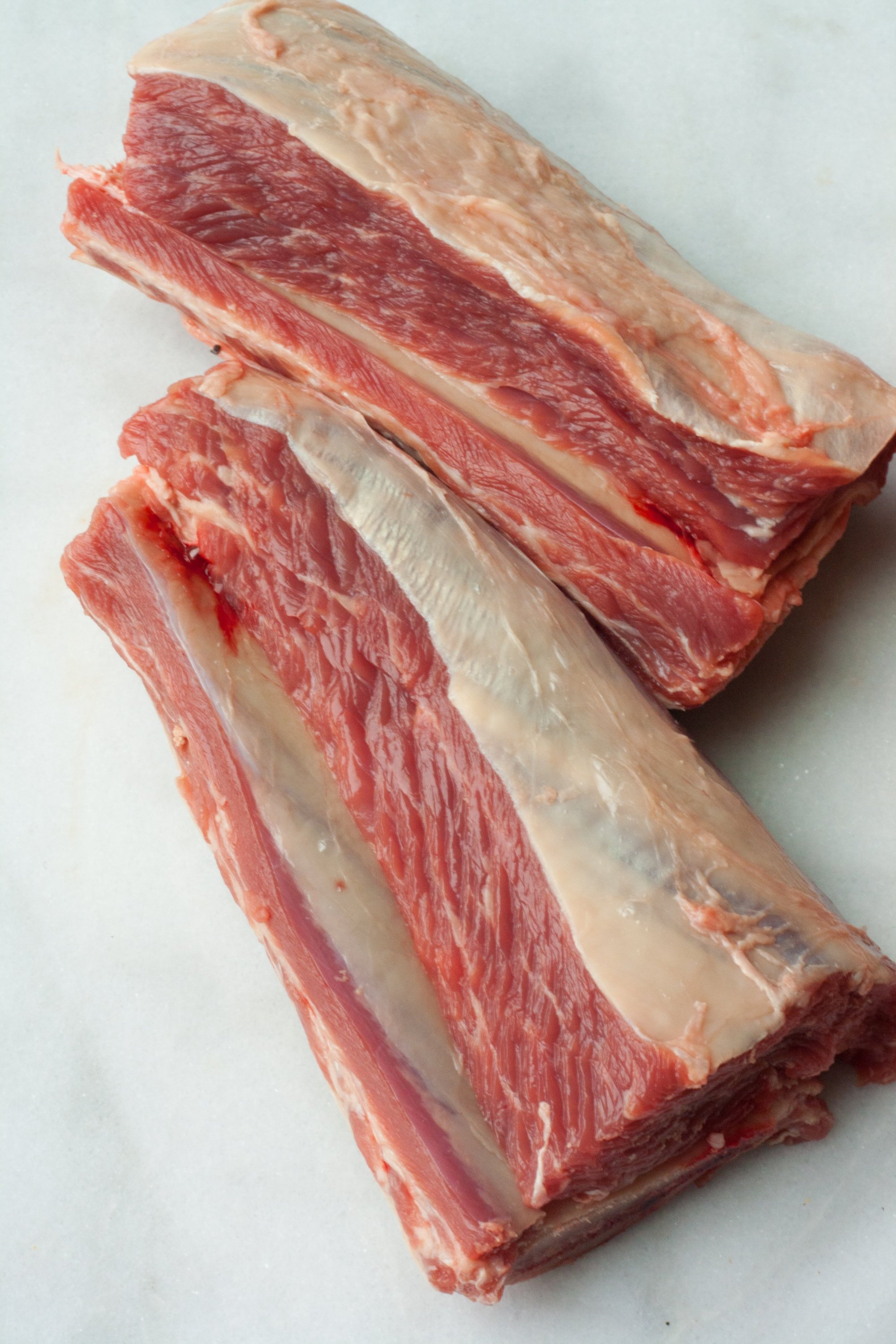 hight resolution of what s the difference between flanken and english cut short ribs kitchn