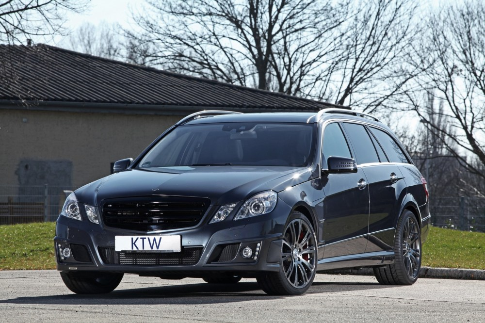 medium resolution of mercedes benz e350 wagon by ktw tuning