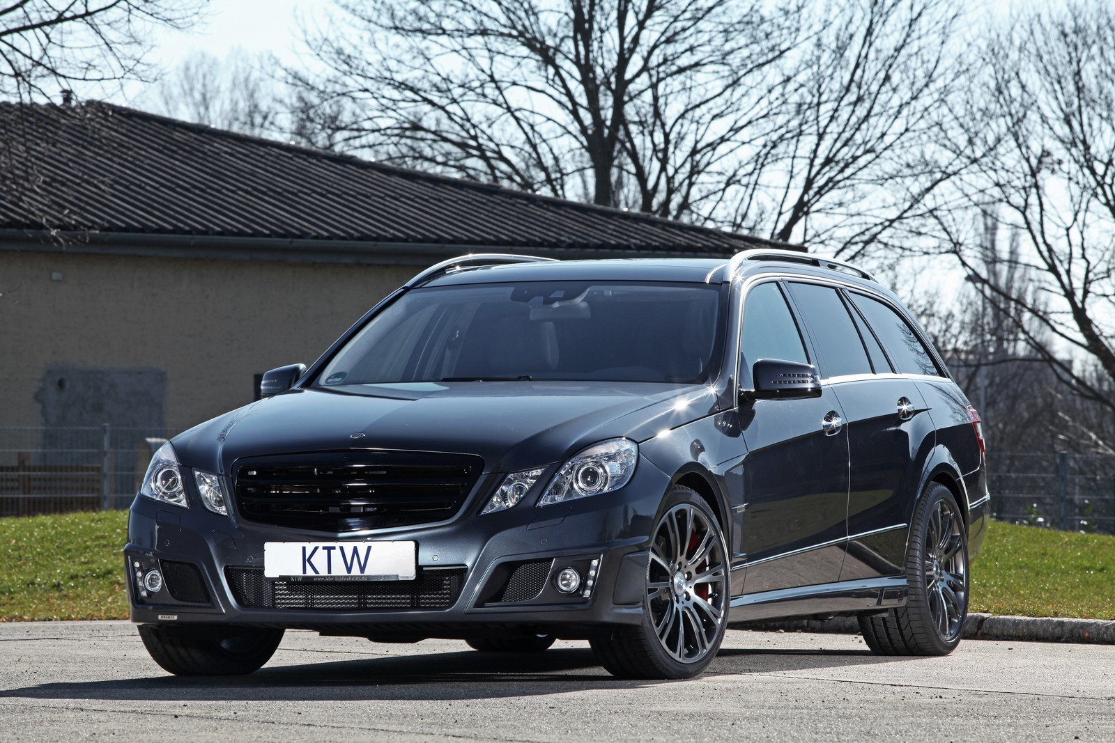 hight resolution of mercedes benz e350 wagon by ktw tuning