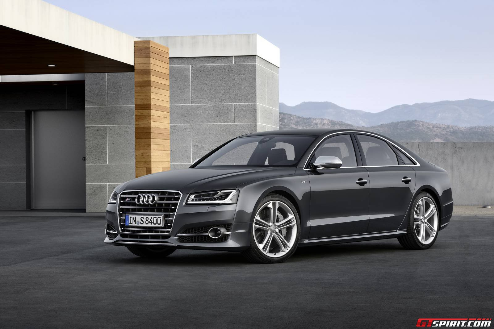 audi rs8 not on