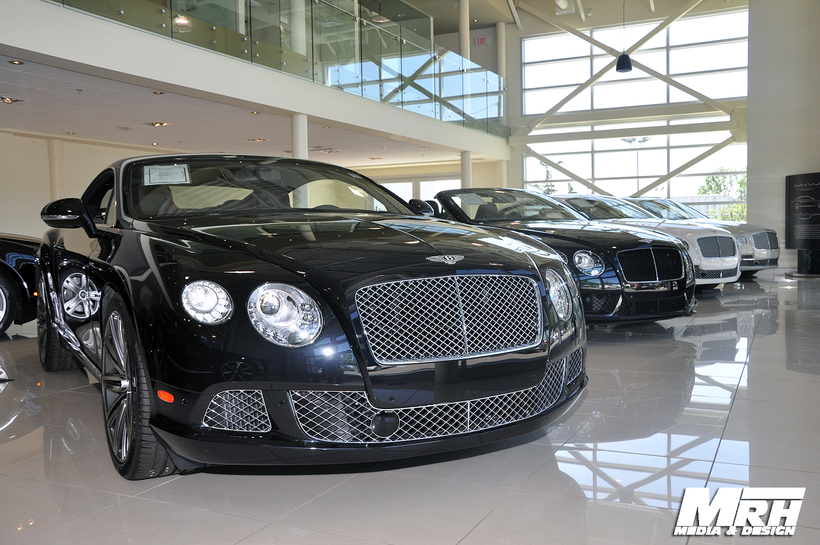 Dealer Visit Western Canada's Aston Martin And Bentley