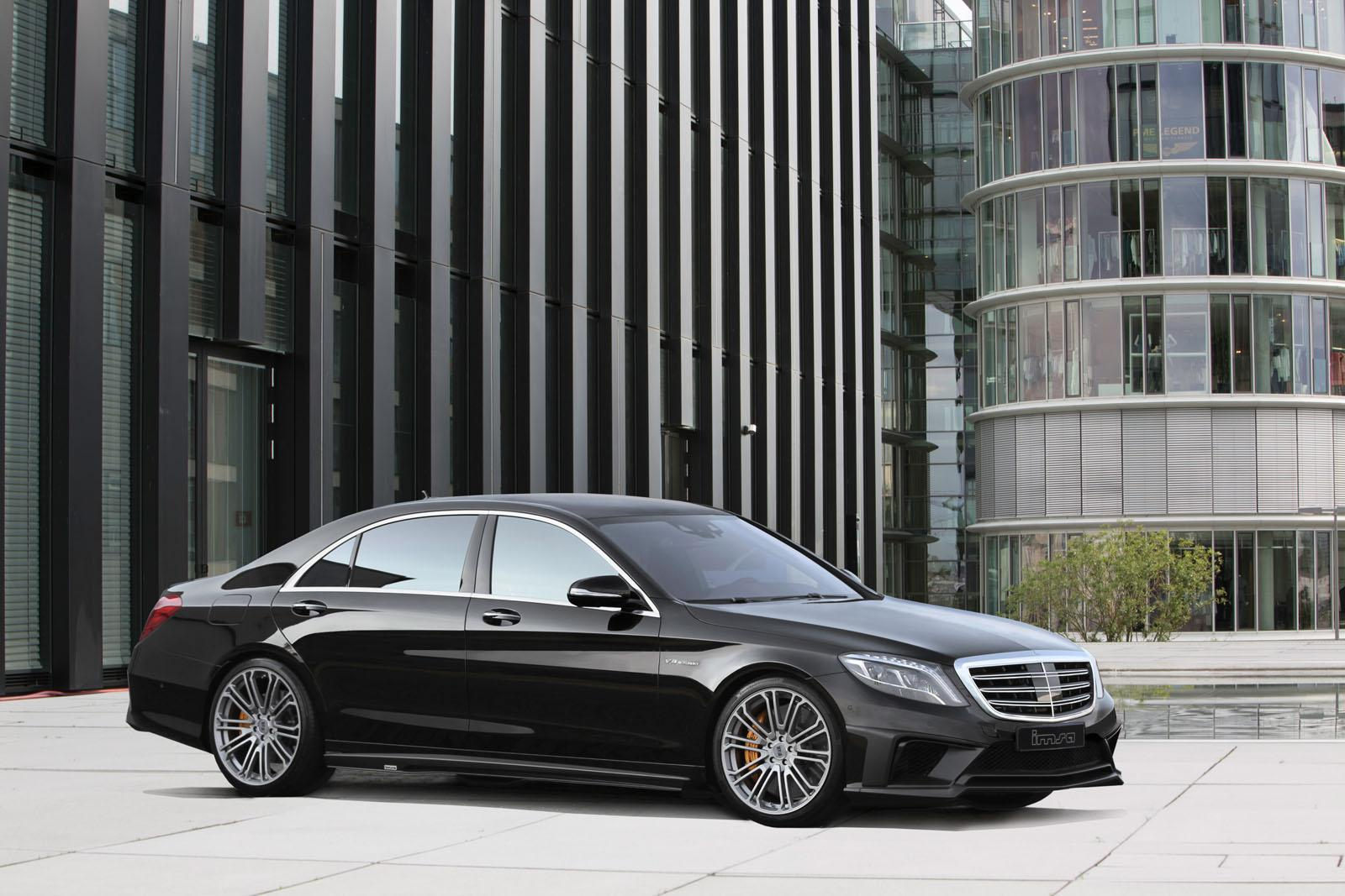 Tuner Gpower Has Just Released Its Upgraded Mercedesbenz S63 Amg