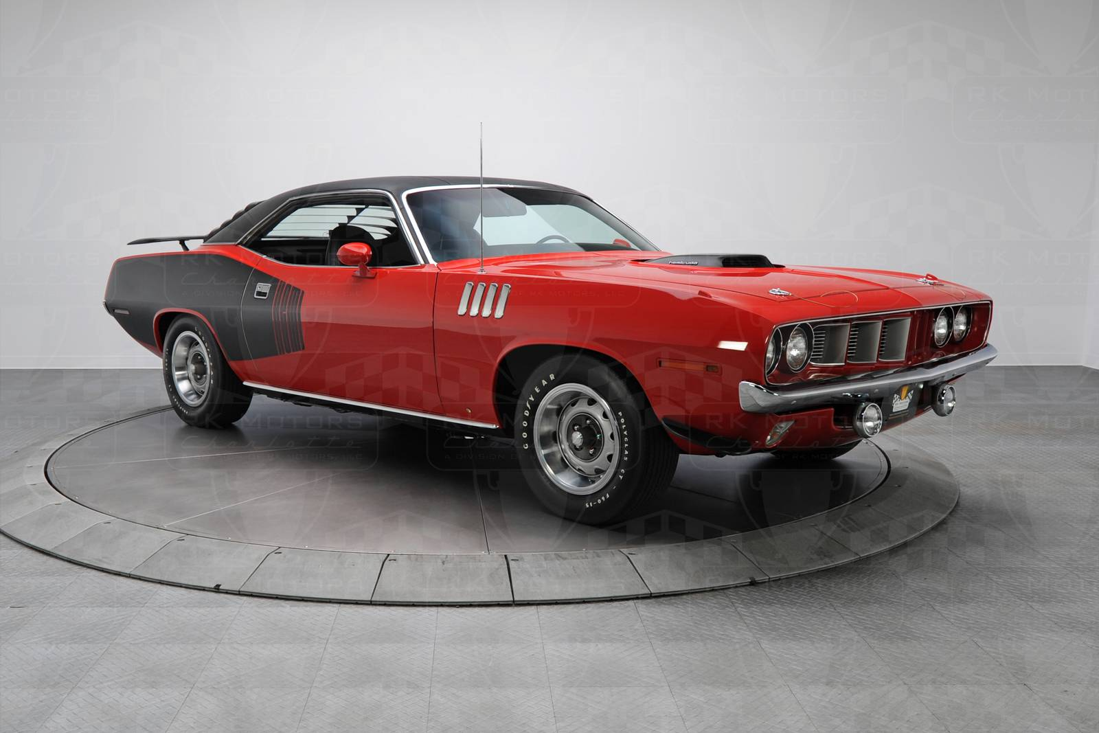 1971 Plymouth Barracuda For Sale