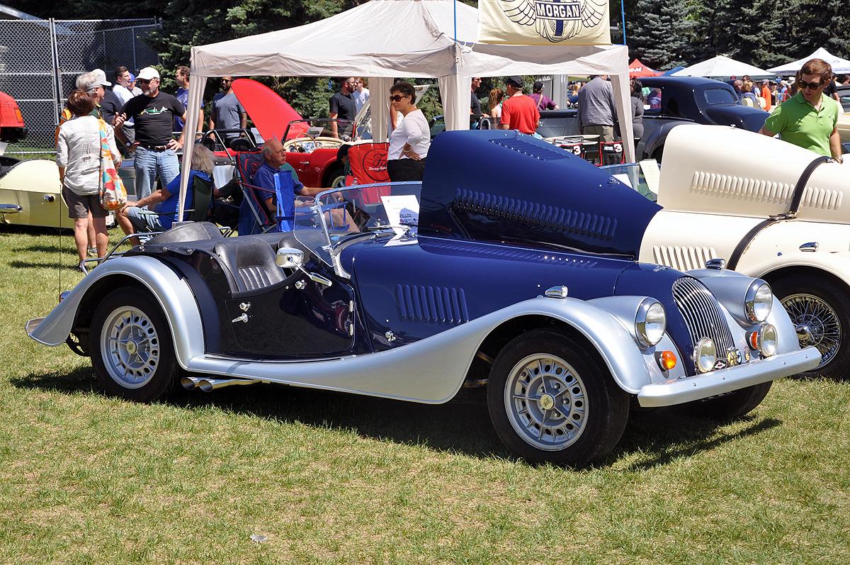 Vintage Sports Car Club Show Calgary 2015 Gtspirit
