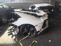 Biggest Lamborghini Crash Year Of Clean Water