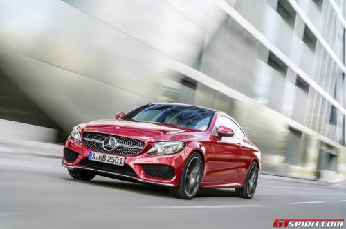 small resolution of mercedes benz c class coupe order books open