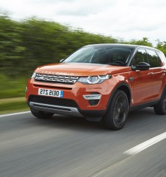 land rover discovery sport review car  [ 1600 x 1067 Pixel ]