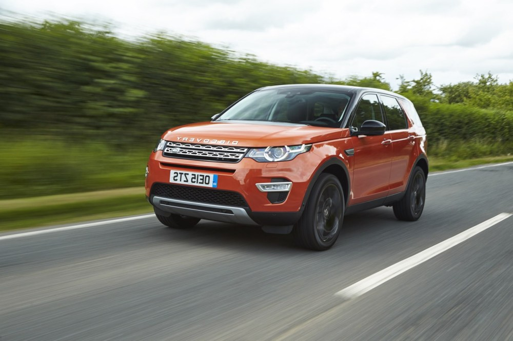 medium resolution of  land rover discovery sport review car