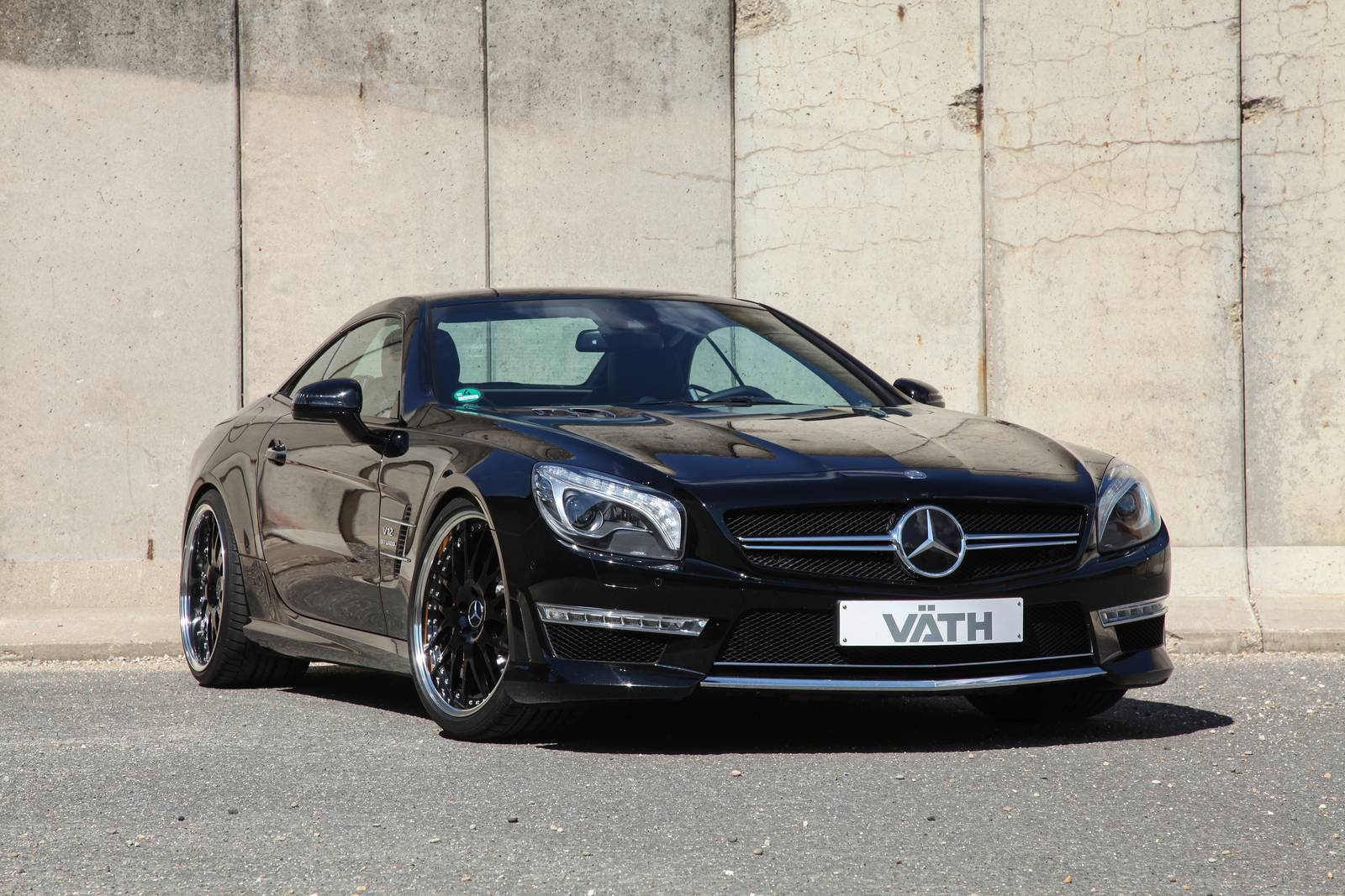 Official 700hp Vath Mercedesamg Sl 65 Gtspirit