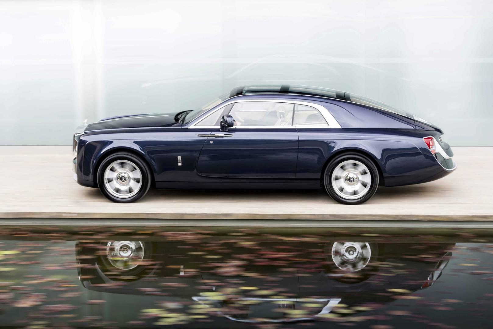 Official Rolls Royce Sweptail GTspirit