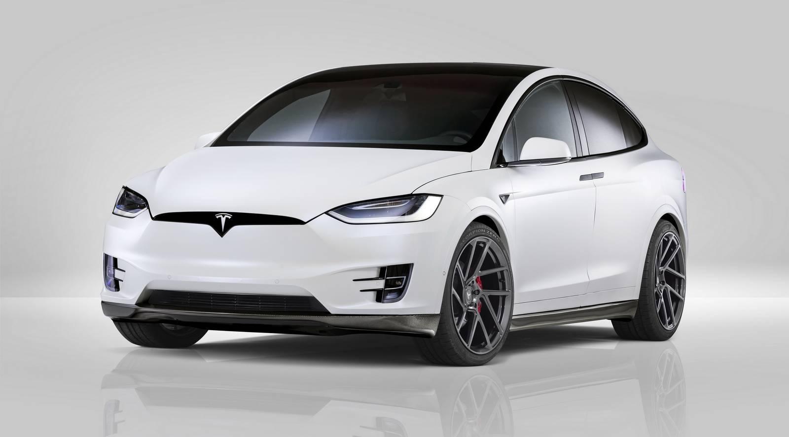 Official Novitec Tesla Model X  GTspirit