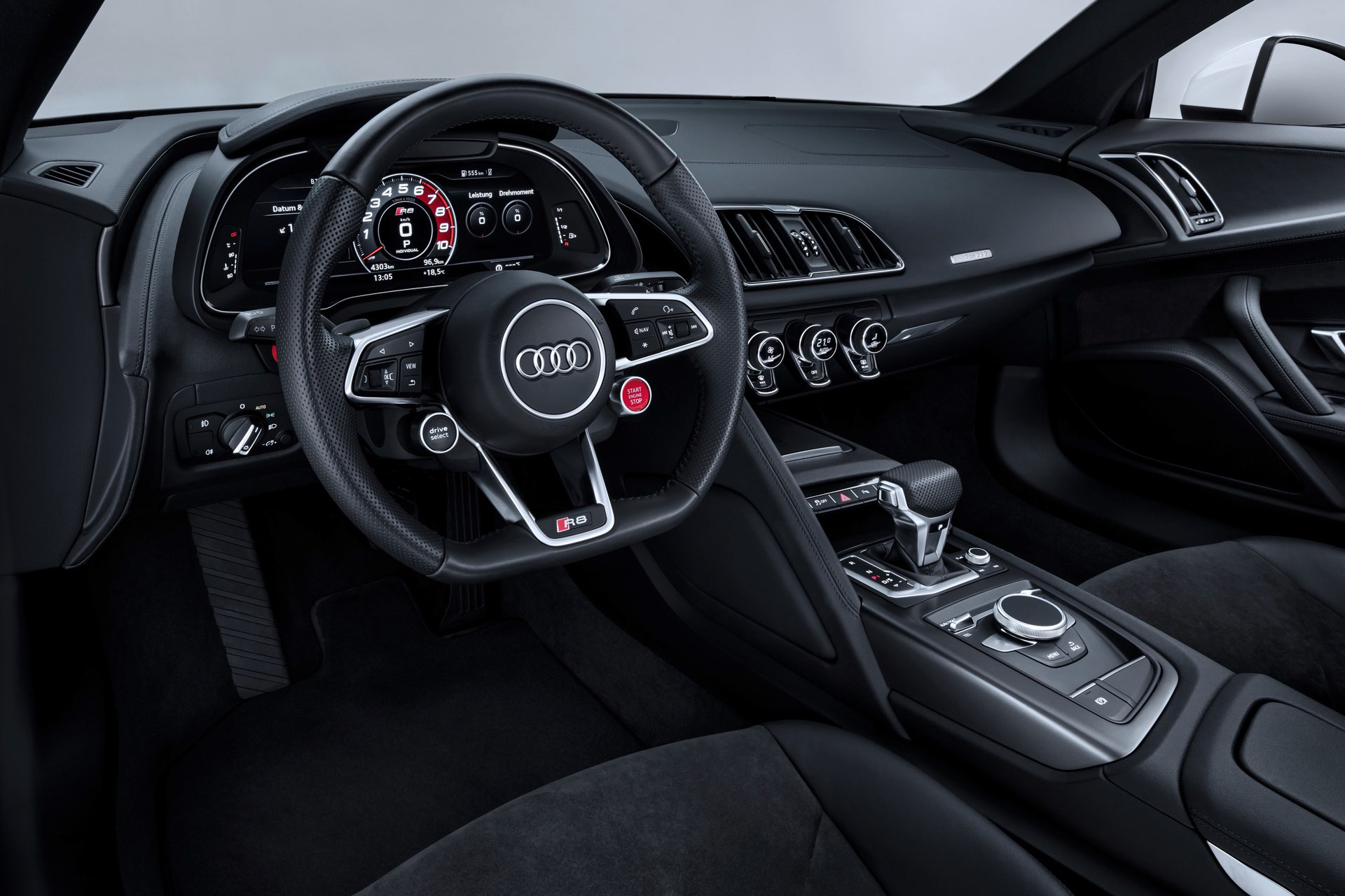 Official Audi R8 V10 RWS  Limited to 999  GTspirit
