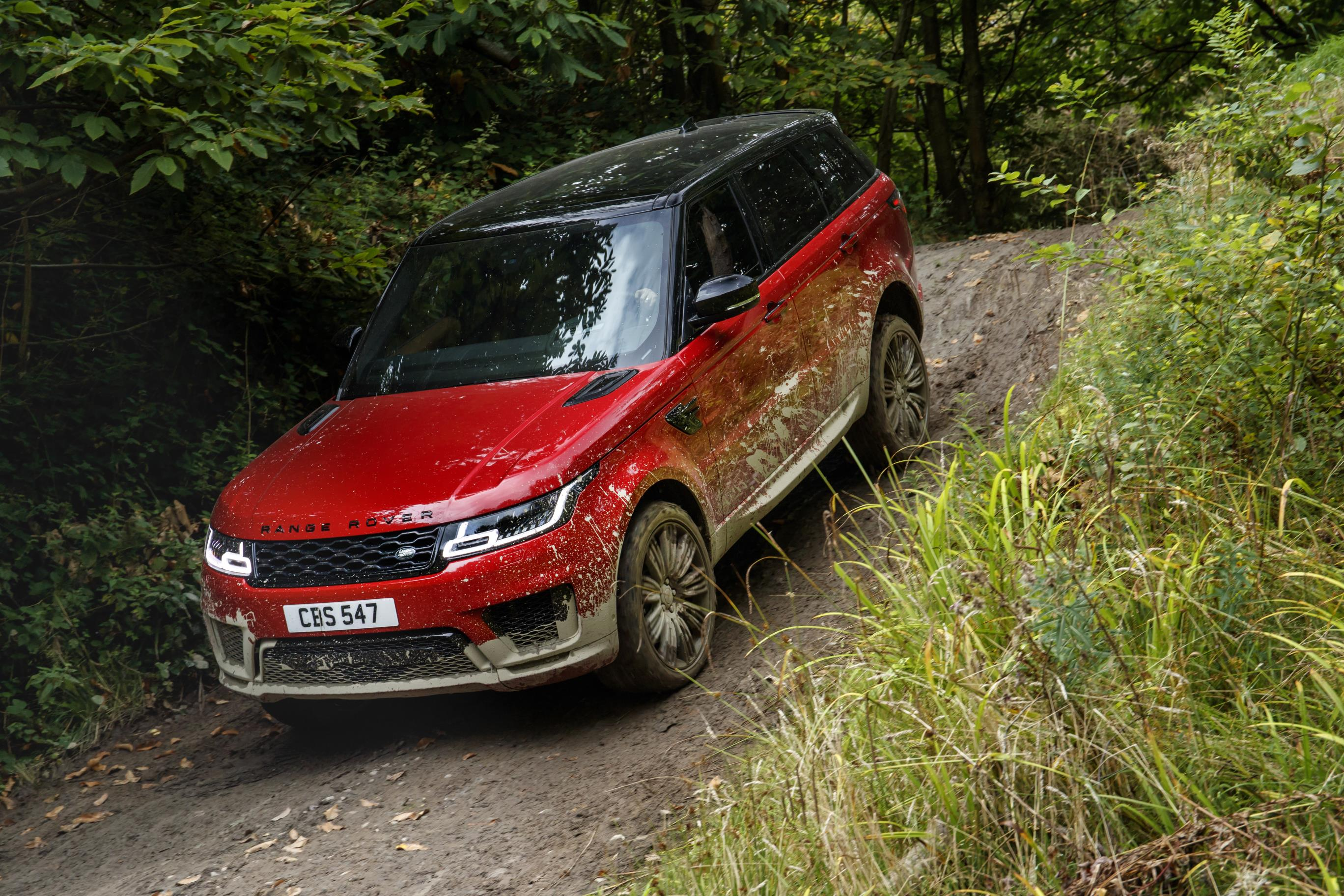 ficial 2018 Range Rover Sport including Plug in Hybrid and SVR
