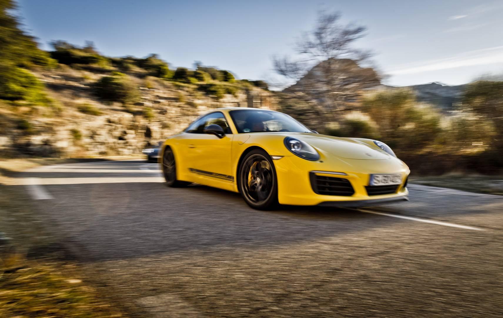 Porsche 911 Carrera T Review  Gtspirit