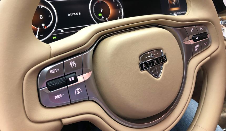 Aurus Senat Russia's Answer To Rollsroyce And Bentley