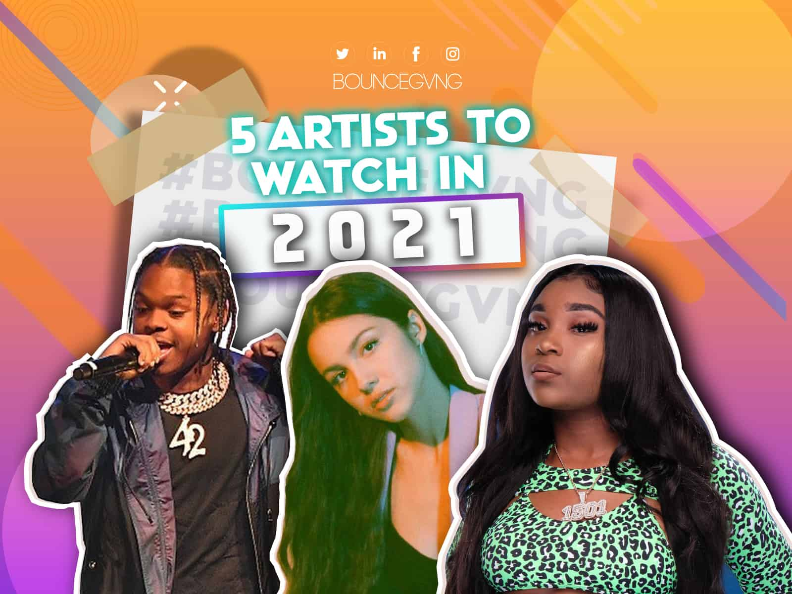 Artists to Watch in 2021