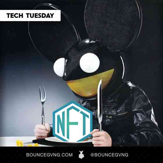 deadmau5 is eating well because of NFT collectibles