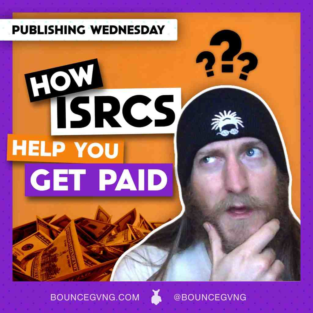 How ISRCs Help You Get Paid