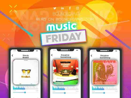 5 New Songs to Start Your Weekend from Dayglow, Becky G, Biddl3 & More