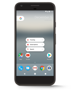 Android 7.1.1 App Shortcuts