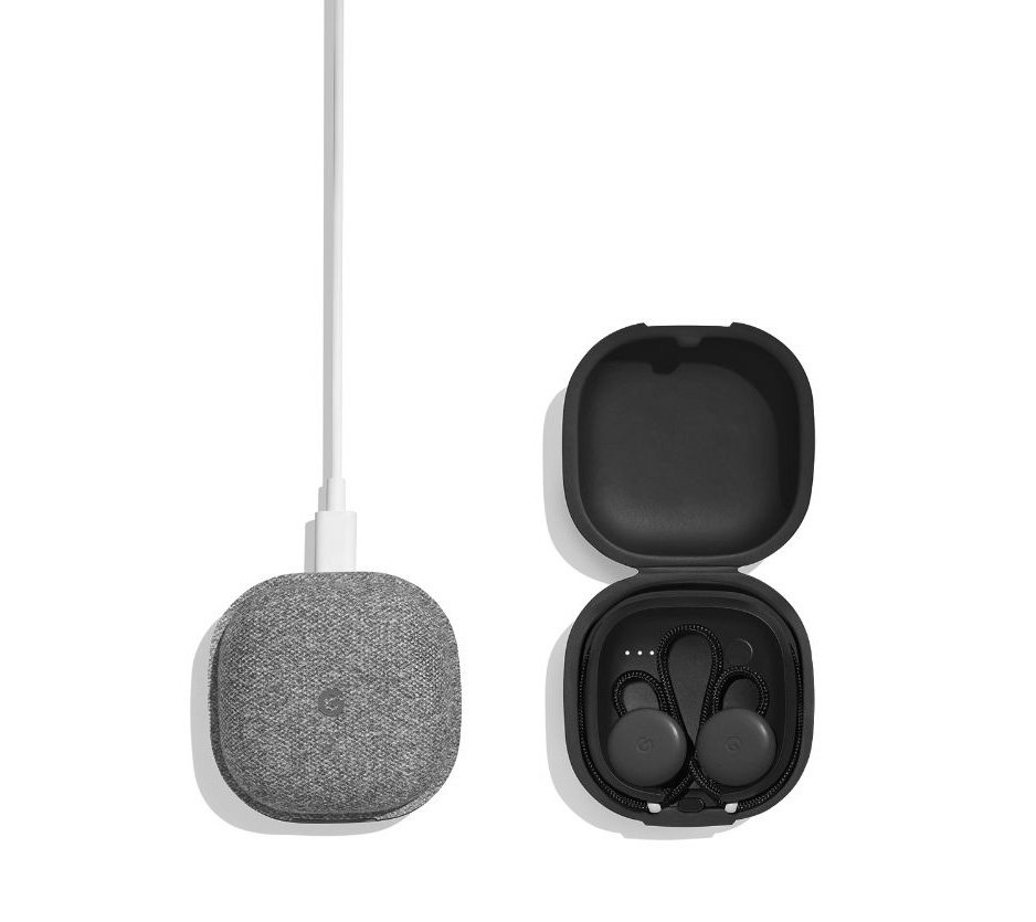 Google Pixel Buds—wi-fi headphones that show you how to do extra