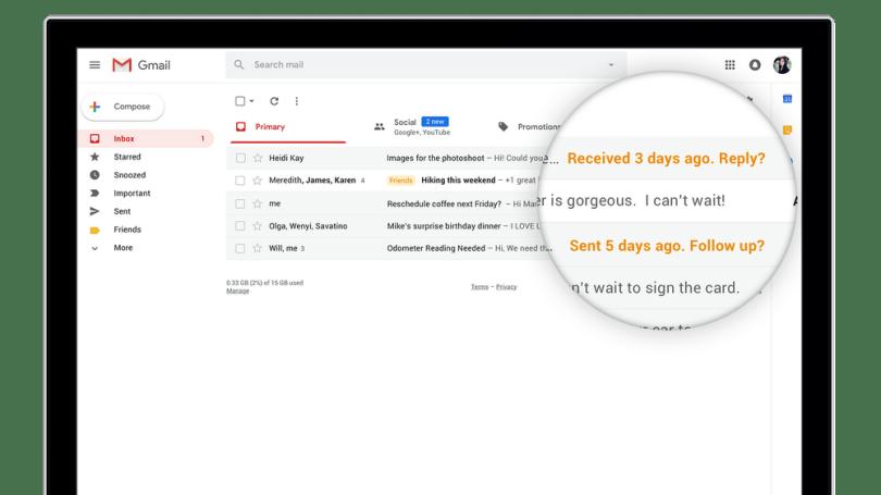 Conheça o novo Gmail 2