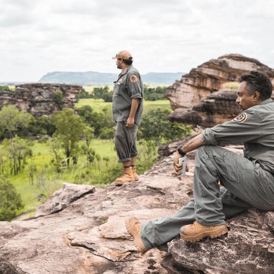 Kakadu National Park Rangers
