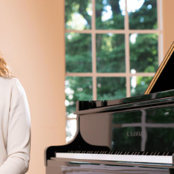 In the key of G: Meet June Wu, Googler and concert pianist