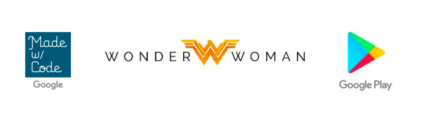 Made with Code Wonder Woman Google Play