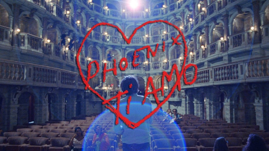 Ti Amo Italy: a historic theater takes heart stage in a brand new music video