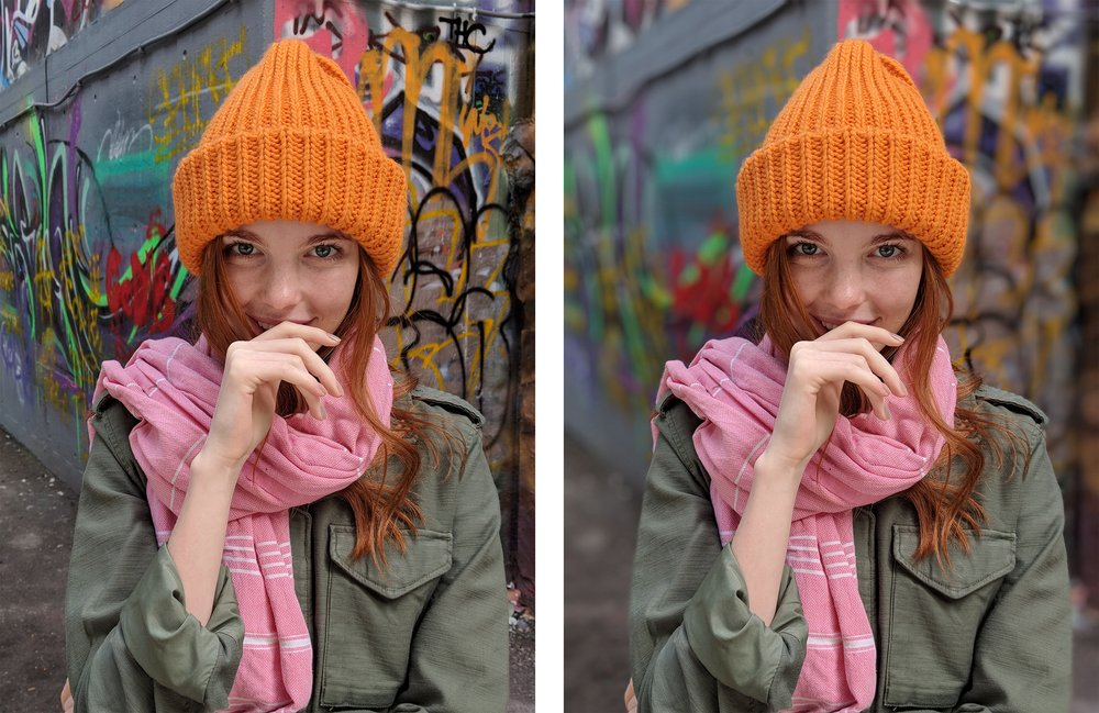A deal with portrait mode: behind the scenes with Pixel 2's digicam options