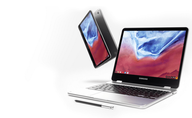 A New Generation Of Chromebooks Designed To Work With