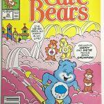 Care Bears 15 Vf 1986 Marvel Comics Hipcomic