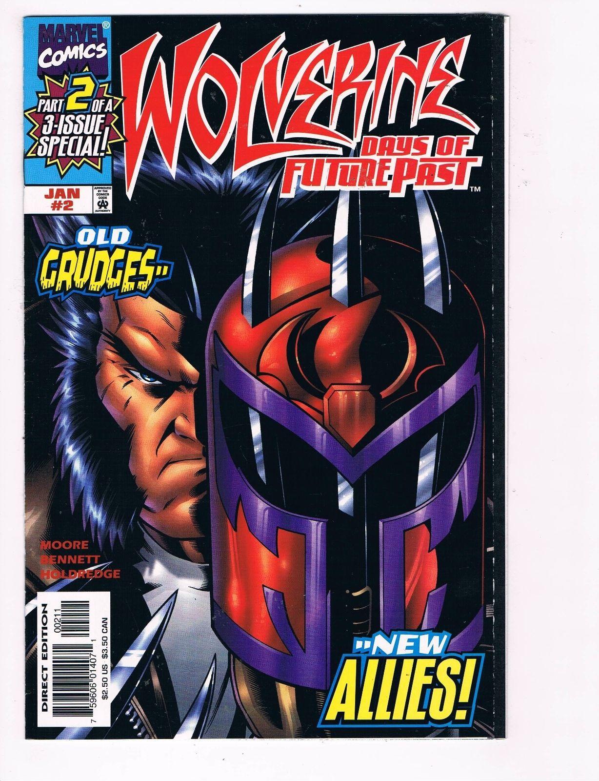 Xmen Days Of Future Past Suite : future, suite, Wolverine, Future, Marvel, Comics, X-Men, Magneto, HipComic