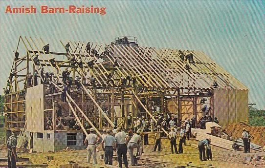 pennsylvania lancaster amish barn