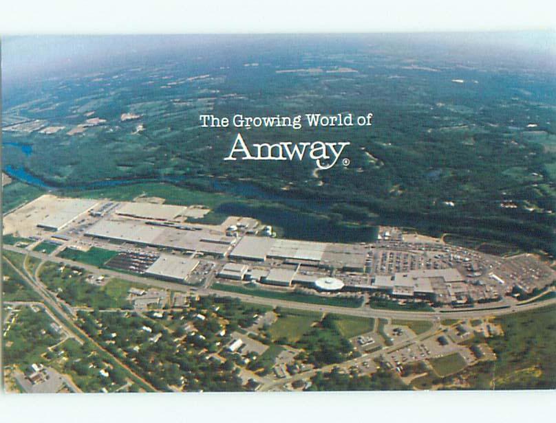 1984 Amway World Headquarters Ada Michigan MI n3418 / HipPostcard