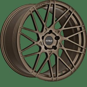 Fittipaldi FSF03BZ Brushed w/ Gloss Bronze Tint