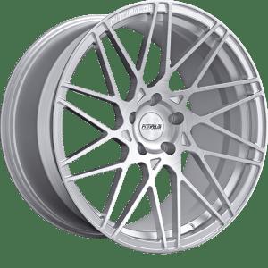Fittipaldi FSF03CB Brushed w/ Gloss Clear Coat