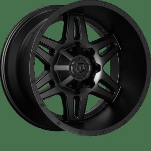 TIS 538B Satin Black