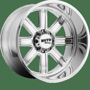 Moto Metal MO402 Polished