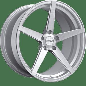 Fittipaldi FSF02CB Brushed w/ Gloss Clear Coat