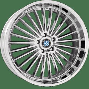 Beyern Multi Spoke Chrome