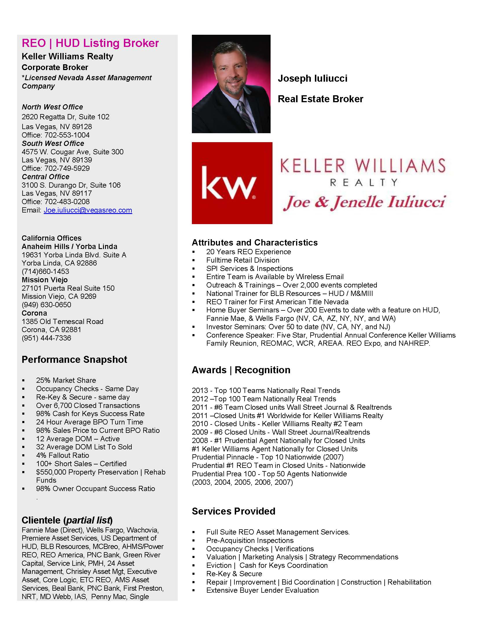 Resume-Profile