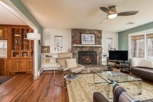 American Craftsman Style Home Hope Pa