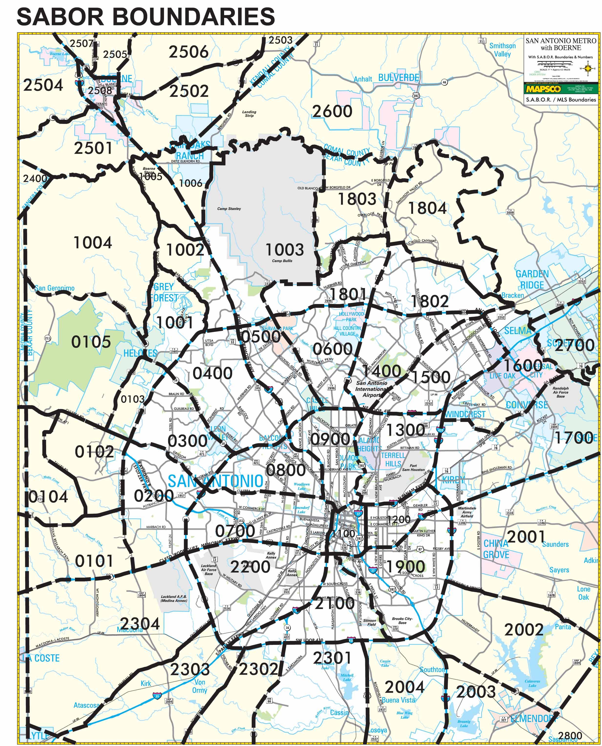 Map Of San Antonio Zip Codes : antonio, codes, Code/Boundary, Steve, Malouff, 210-325-9807, Antonio, Homes