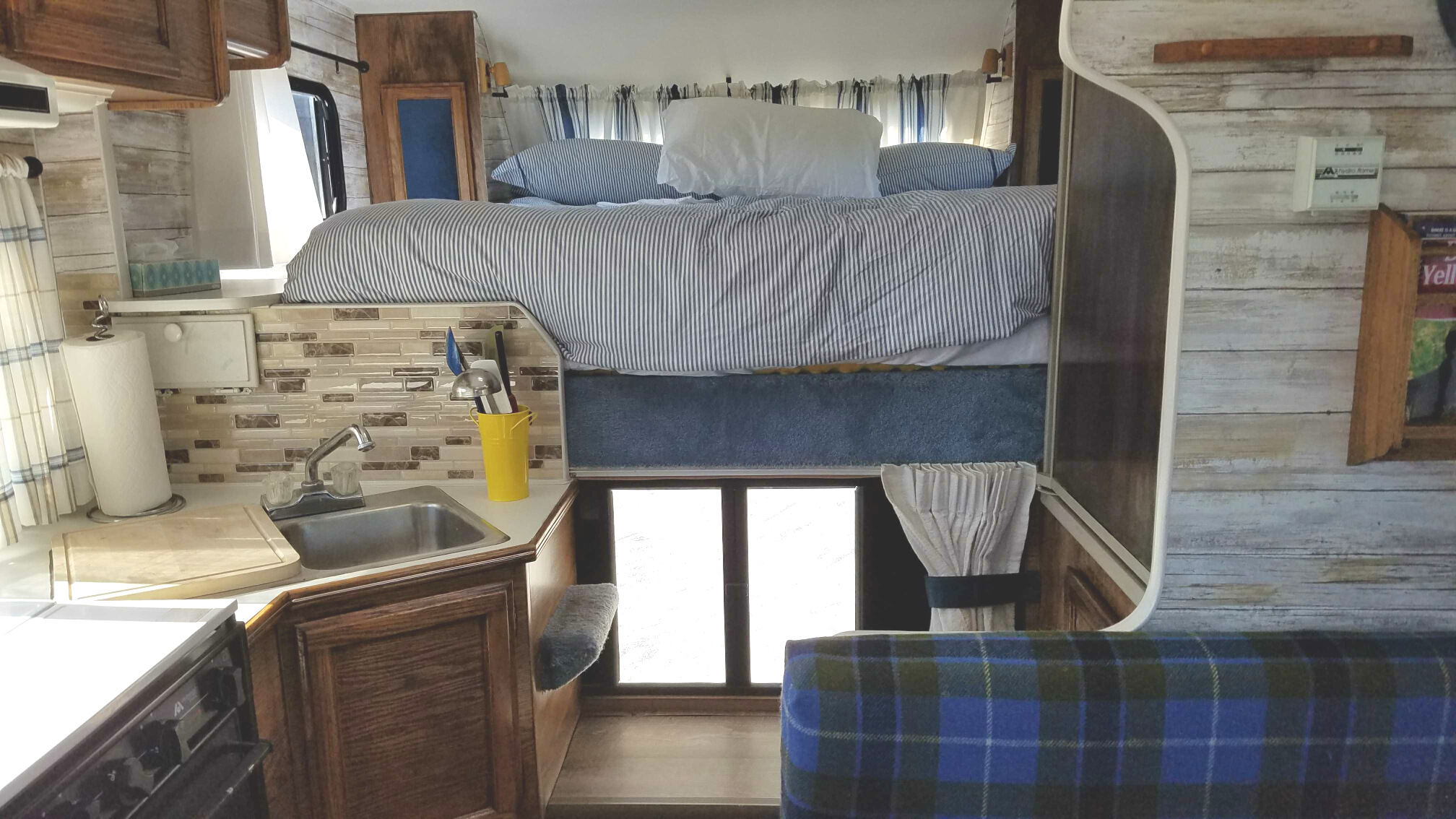 Our Lance Truck Camper Makeover And Repeat