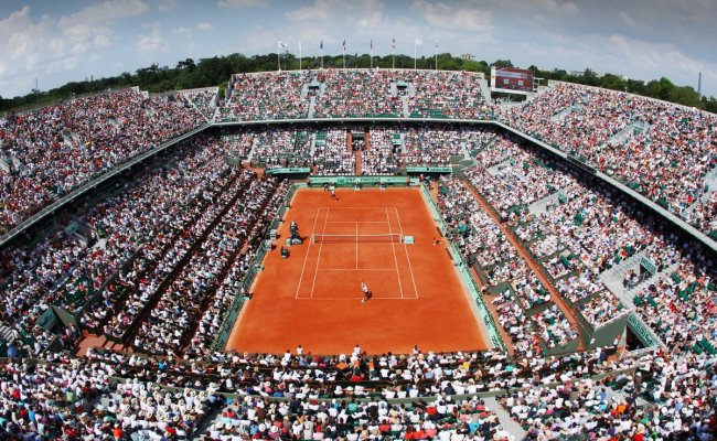 Roland Garros Hits Courts May 22 June 11 Frenchly
