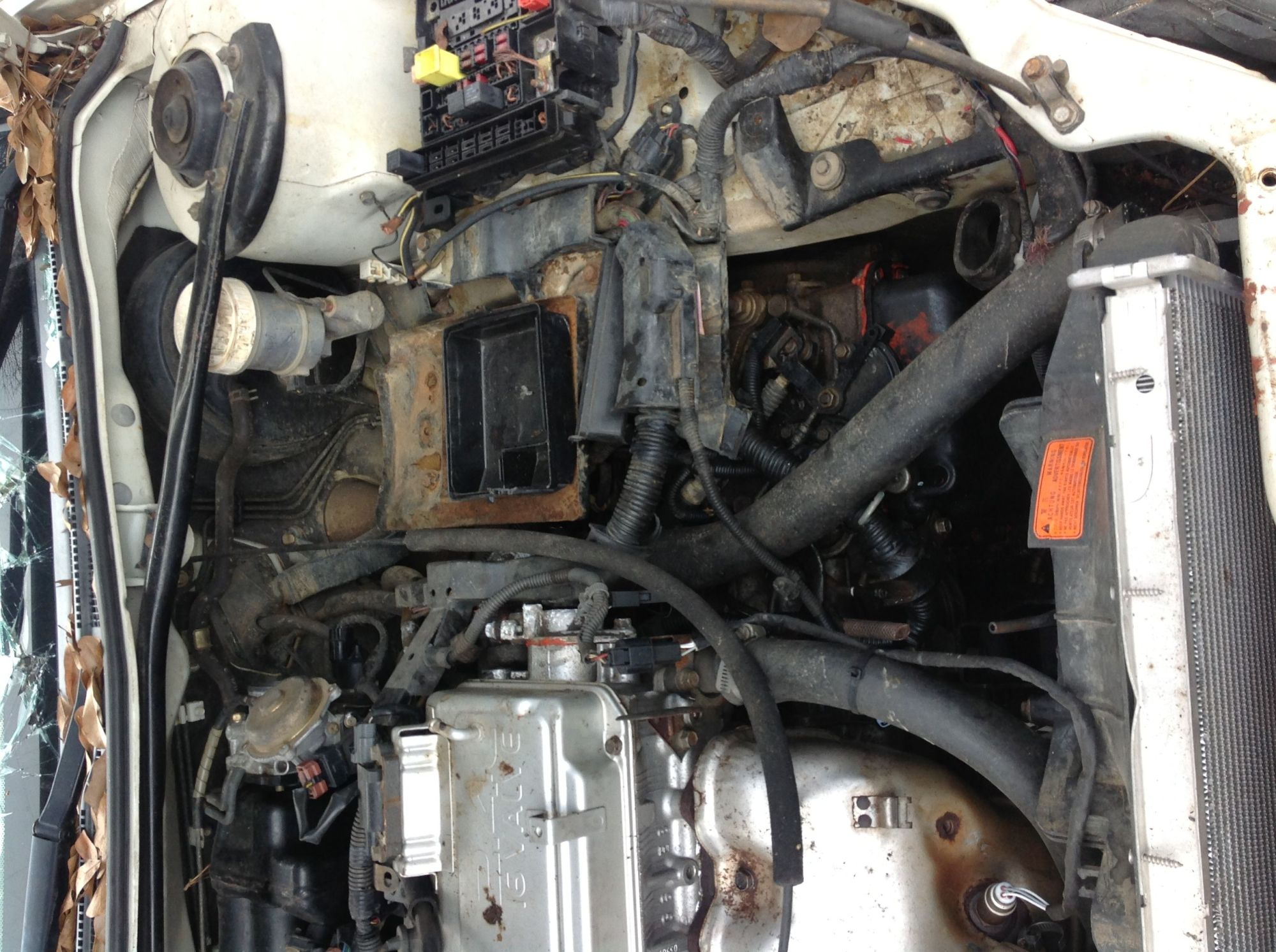 hight resolution of nissan pathfinder front end assembly used suv parts nissan pickup leaf spring diagram nissan pathfinder engine 1985 chevy