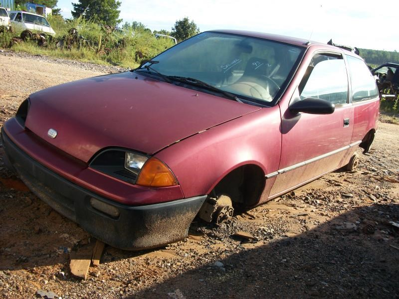 geo metro radiators used