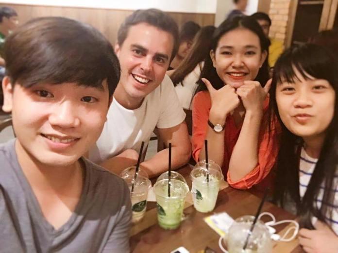 travelling Vietnam alone
